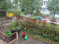 Bild Große, helle Altbau- Wohnung, im Ostviertel,   2'er WG