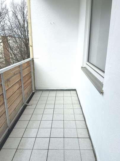 Sanierte 3-Zimmer Wohnung mit Balkon