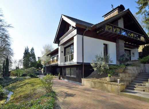 Gute Stimmung :-) Außergewöhnlich schönes, großes Haus in Mülheimer Grün-Lage