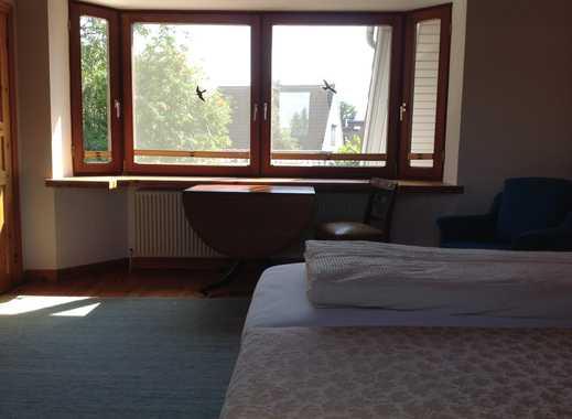 Möblierte, gepflegte 1-Zimmer-DG-Wohnung mit gehobener Innenausstattung in Uetersen