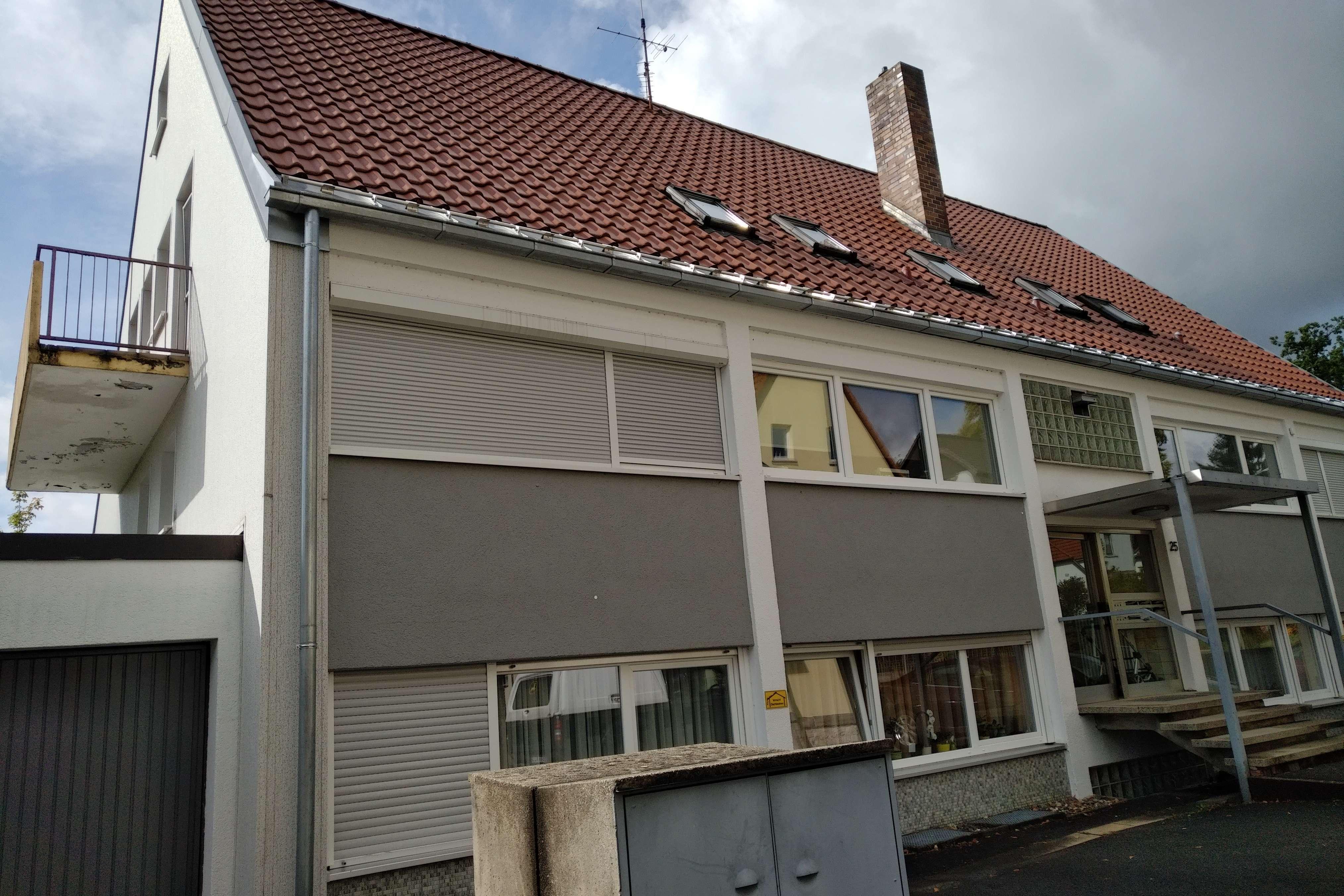 helle 2-Zimmerwohnung mit großer Terrasse, Ziegelhütten in Kulmbach