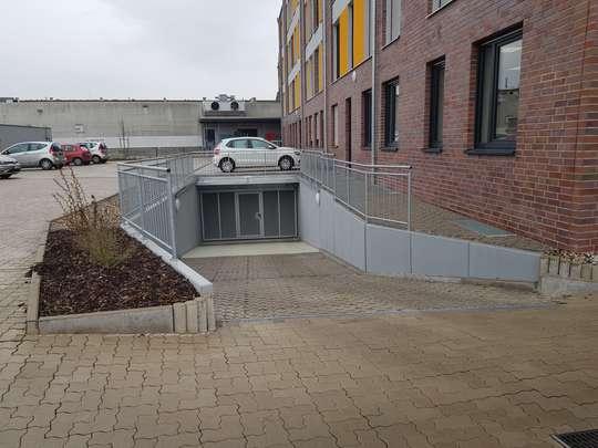 Zentrale Tiefgaragenstellplätze in Hannover, Sutelstr. 10