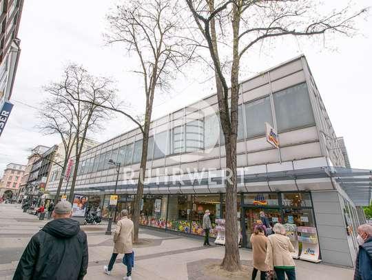 Außenansicht von Top-Büroflächen in City Lage Barmen-Mitte