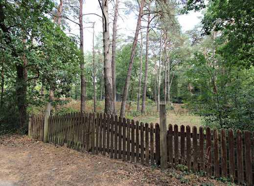 Erschlossenes Baugrundstück in naturnaher Lage des idyllischen Erholungsorts Worpswede