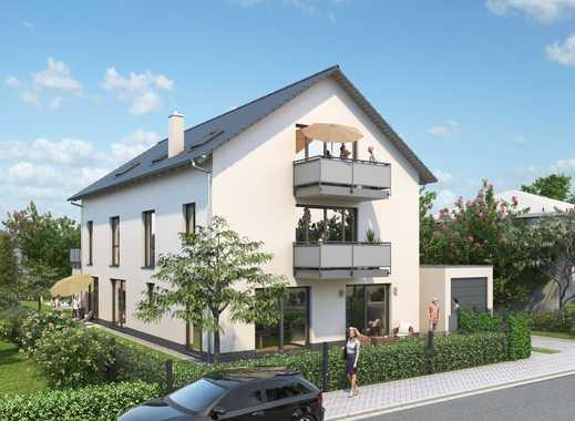 ERSTBEZUG! Neubau eines Mehrfamilienhauses mit 5 Wohnungen in München-Trudering/Riem