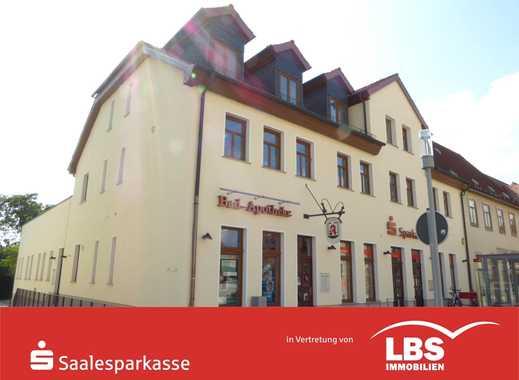 Im Stadtzentrum von Bad Lauchstädt!
