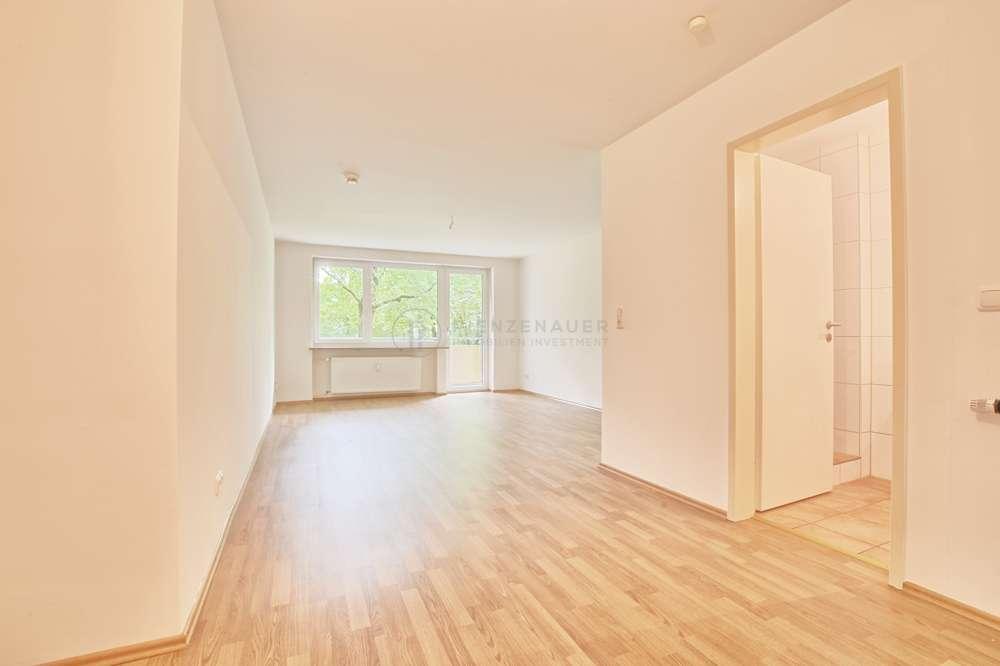 Komplettsanierte, helle 1-Zimmer-Wohnung in Forstenried in Fürstenried (München)