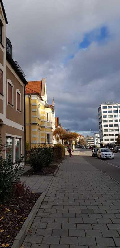 Wohnen am Stadtpark in Westenviertel (Regensburg)