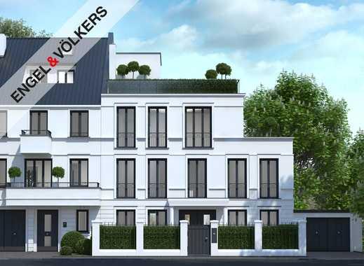 Neubau: Familiengerechte Stadtvilla in Oberkassel