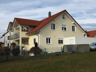 helle freundliche Obergeschosswohnung in ruhiger Lage in Kösching