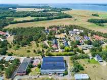 Freizeitareal mit Potential in Boddennähe