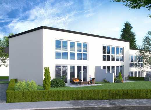 Witten-Heven, Neubau- Einfamilienhäuser mit Teil-Keller