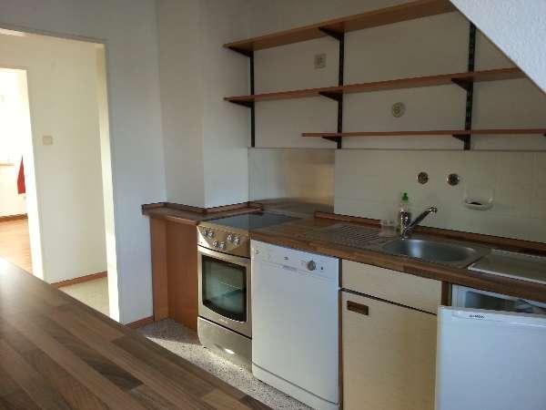 Gemütliche 2-Zimmer-DG-Wohnung ohne Balkon in einem 2-Fam.-Haus - auch für 2er Wohngemeinschaft g... in Eltersdorf (Erlangen)