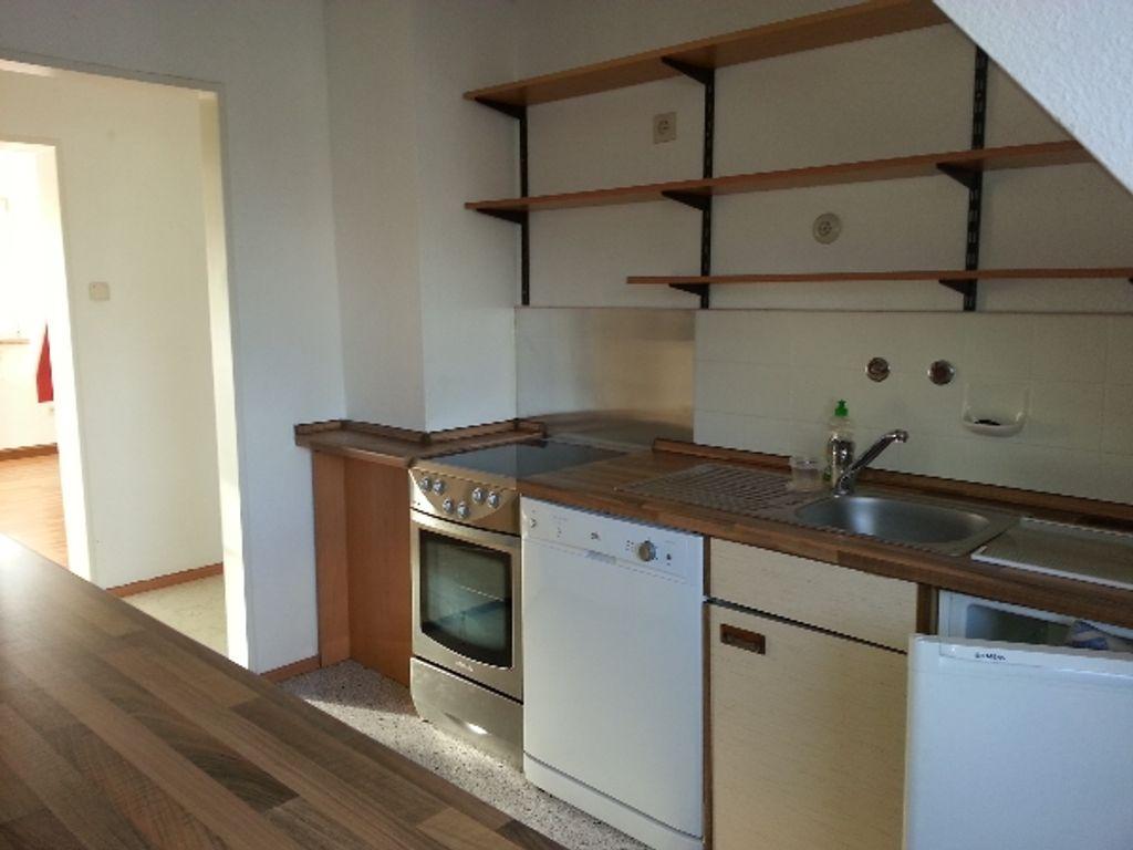 Wohnküche mit sepratem Essp...