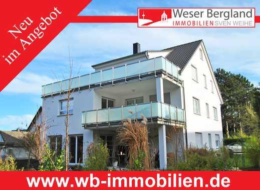 Moderne Eigentumswohnung mit großer Dachterrasse und tollem Weitblick