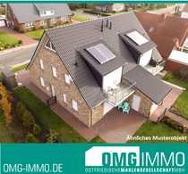 Neubau-Obergeschosswohnung in Norden Norddeich