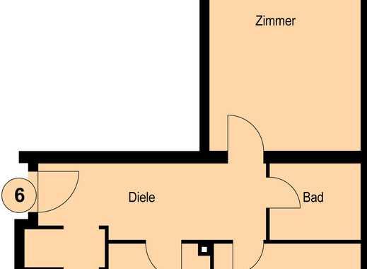 3-Zimmer-Wohnung - U-Bahn - im Zentrum von Milbertshofen