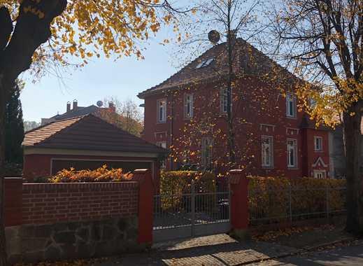 ehemalige Bürgermeistervilla im Villengebiet an der Dresdener Heide
