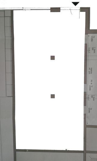 Grundriss blanko