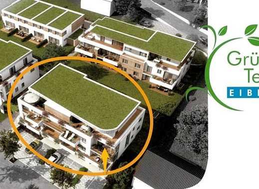 3-Zimmer-Neubauwohnung mit Einbauküche und Badmöblierung in den Grünen Terrassen, Neuwertig!