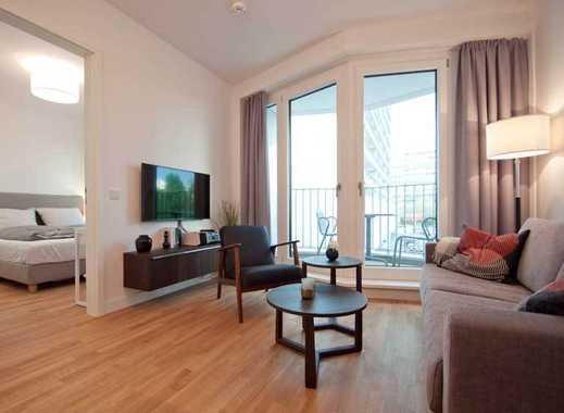 The Guardian - Hochwertig möblierte Wohnung mit Balkon
