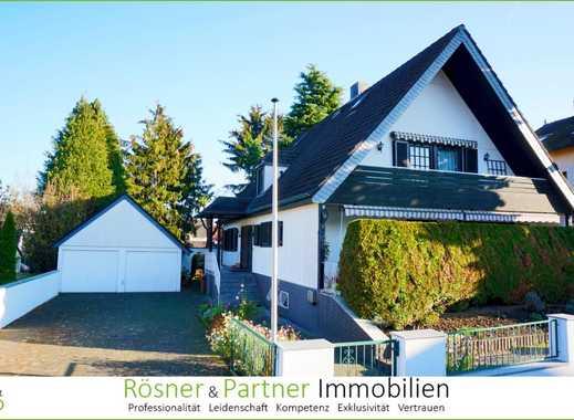 *Großzügiges 1-2 Familienhaus mit Kamin in TOP Lage von Roßdorf*