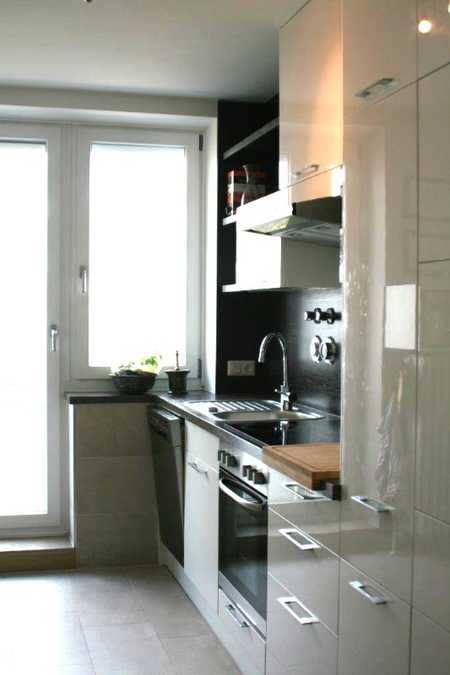 August 2020 - geschmackvoll Möblierte 3,5 Zimmer-Wohnung in Haar (München)