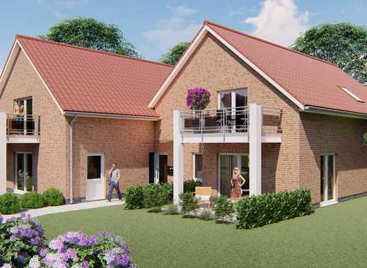 (mit Video) Moderne Erdgeschosswohnung mit Terrasse in einem 4-Familienhaus (reserviert)