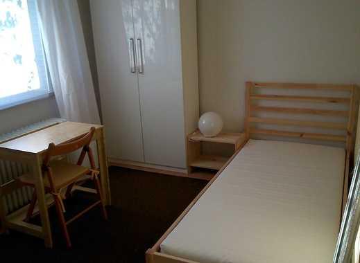 Möbliertes Zimmer in 5er-WG in Hamburg-Pinneberg frei