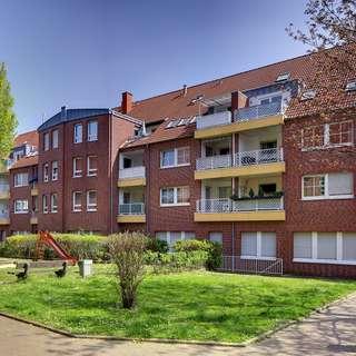 Gahmen: WBS erforderlich: 2,5-Zimmerwohnung mit Balkon, 57m²!