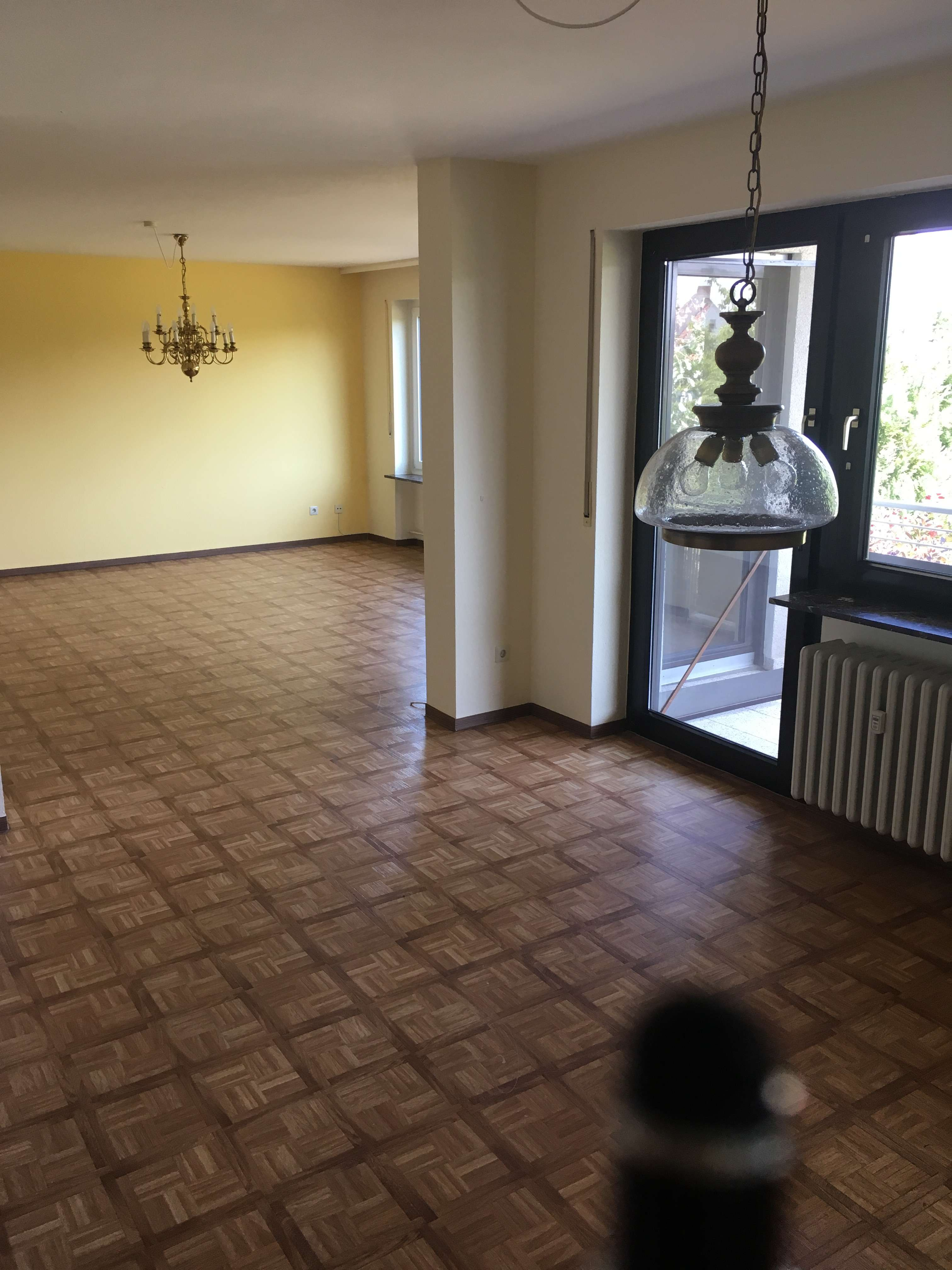 4,5 Zimmer Wohnung in Seenähe