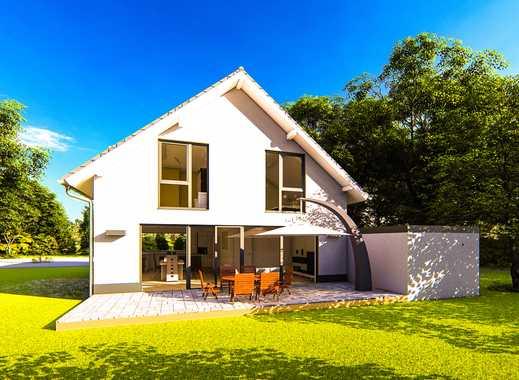Modernes, freistehendes Einfamilienhaus mit 140m² inkl. Garage individuell planbar!(schlüsselfertig)