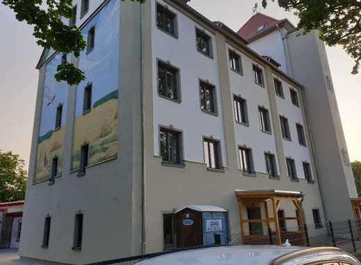 Traumhafte 4 Raum Wohnung an der alten Dampfmühle Werneuchen, 2 Balkone über den Dächern der Stadt