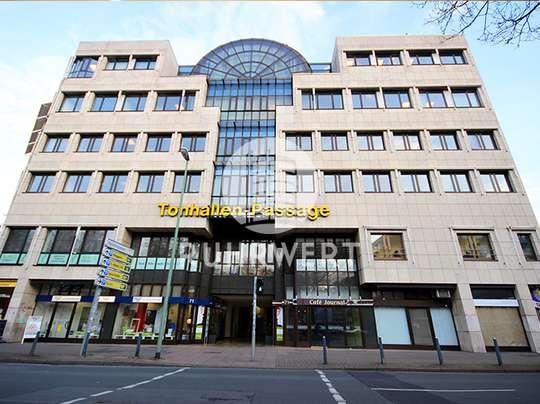 von Stadtkern | Attraktive Bürofläche zwischen HBF und FORUM Duisburg!
