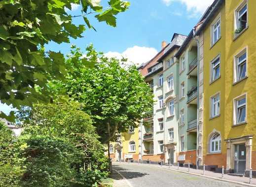 Frankfurt Bornheim: Jahrhundertwendehaus - schöne 2-Zi-Whg. in ruhiger Wohnlage