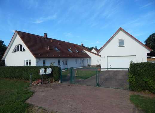 Doppelhaus zum Wohnen und Vermieten auf idyllischem Grundstück…