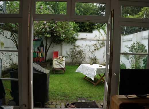 Exklusive, geräumige 3-Zimmer-Wohnung in Köln-Lindenthal mit Garten