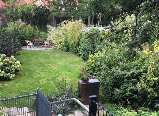 Idyllische Wohnung mit Garten