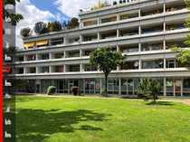 Bezugsfreies Appartement mit grünem Ausblick