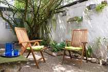 Ruhige Citywohnung mit idyllischem Hinterhof