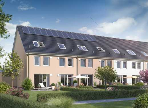 Starthomes in Osterholz: Reihenhaus mit 117 m² Wohnfläche, bis zu 5 Zimmern und sonnigem Garten