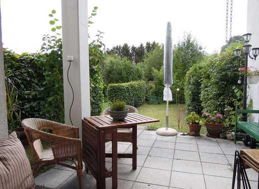 Wunderschöne ruhige 2-Zi.Wohnung mit Terrasse + eigenem Garten an der Uni!