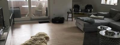 Hochwertig ausgestattete, große 2-Zimmer-Wohnung in reizvoller Naturlage