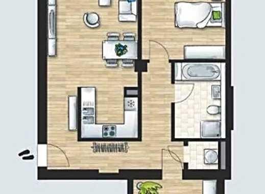 """""""Am Funkerberg - Kutschenhaus"""": Stilvolle 3-Zimmer-Wohnung mit sonniger Süd-Gartenterrasse"""