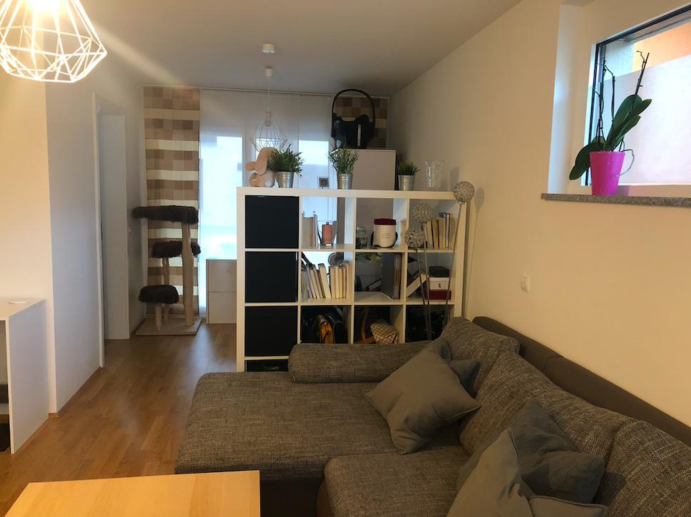 *** Provinopark *** 2-Zimmer-EG-Wohnung (ohne Gartenanteil) in Augsburg-Innenstadt