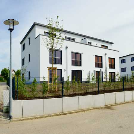 Erstbezug! stilvolle helle 2-Zimmer-Wohnung im 1.OG (W4H2) in Mauern