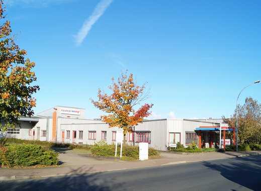 Moderne Produktions- und Lagerhalle zur Miete
