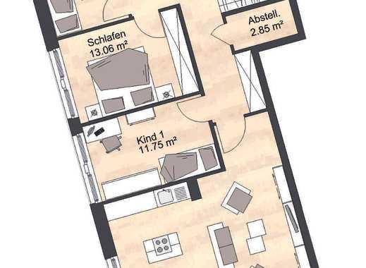 Wohnen in exklusiver Lage auf dem Kaßberg (WE 3)