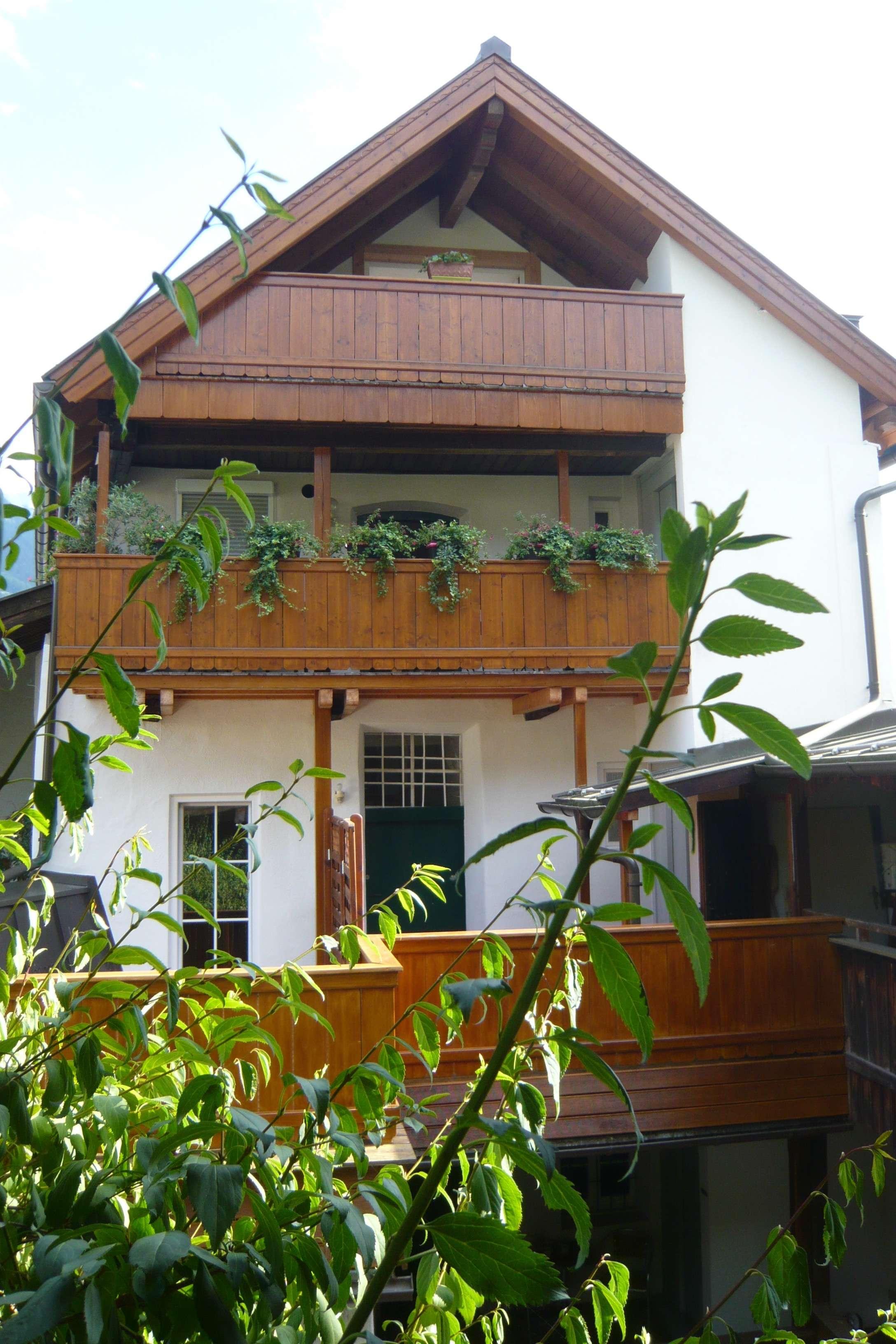Berchtesgaden Marktplatz: Anspruchsvolle 3-Zimmerwohnung mit Balkon in Berchtesgaden