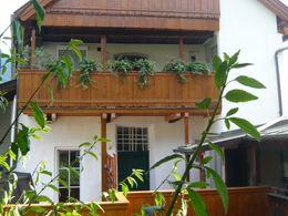 Etagen-Terrasse zur Wohnung